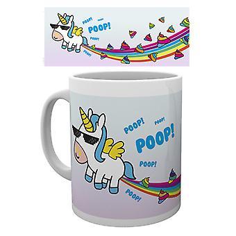 Einhörner Poop Mug