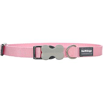Red Dingo Smooth Dog Collar Rosa (Dogs , Collars, Leads and Harnesses , Collars)