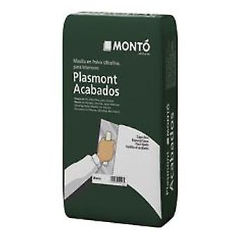 Monto pinturas Plasmont finishes (DIY , Painting , Preparation of funds)
