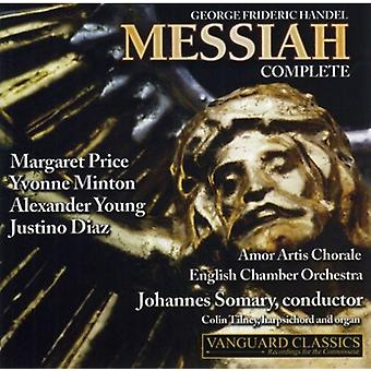 G.F. Händel - Händel: Messias [CD] USA import