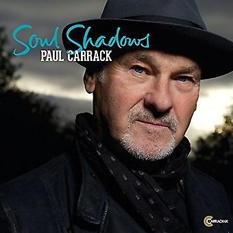 Paul Carrack - sjæl skygger [CD] USA import
