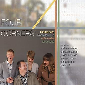 Four Corners - Four Corners [CD] USA importeren