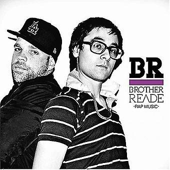 Bror Reade - Rap musik [CD] USA import