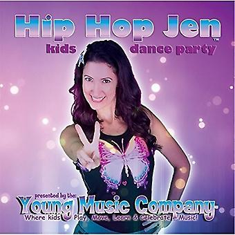 Hip Hop Jen - importazione USA bambini Dance Party [CD]