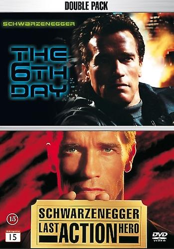 The 6th Day & Last Action Hero Double Pack (DVD)