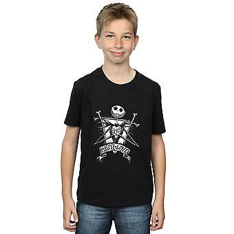 Disney Boys Nightmare Before Christmas Misfit Love T-Shirt