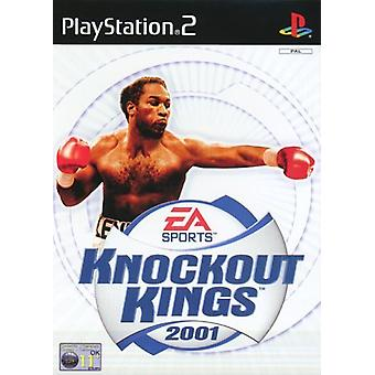 Knockout konger 2001 (PS2)