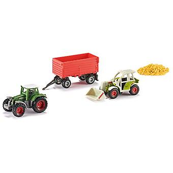 Siku Gift Set Agriculture  (Toys , Vehicles And Tracks , Mini Vehicles , Tractors)