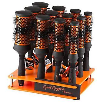 Denman Brush Ceramic Orange (12 Units)