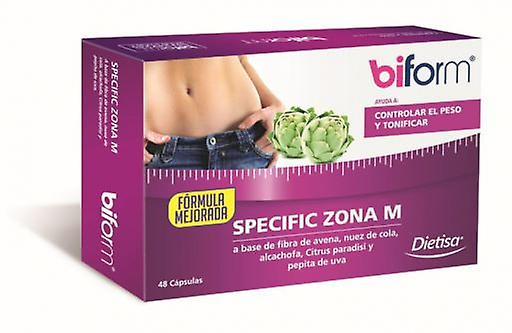 Biform Zone M Specific 48 Capsules (Diet , Supplements)