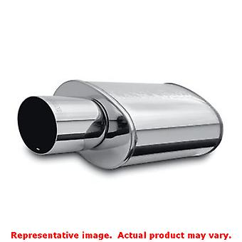 MagnaFlow Universal Muffler with Tips - Race Series 14834 Fits:UNIVERSAL 0 - 0