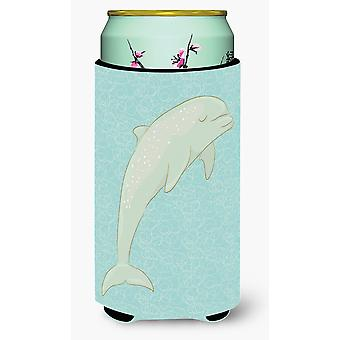 Carolines Treasures  BB8581TBC Dolphin Tall Boy Beverage Insulator Hugger