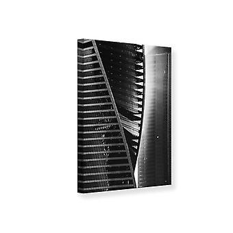 Lona impresión rascacielos