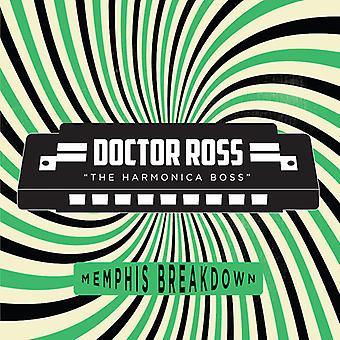 Læge Ross - Memphis opdeling [Vinyl] USA import