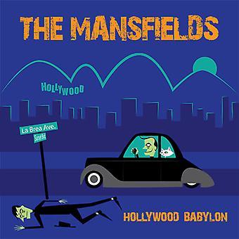 Mansfields - Hollywood Babylon [Vinyl] USA import