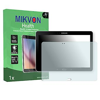 Samsung SM-P601 Galaxy Note 10.1 2014 Edition 3G Screen Protector - Mikvon Health (Retail Package with accessories)
