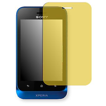 Sony Xperia ST21 display protector - Golebo view protective film protective film