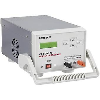 VOLTCRAFT CT-8000Pb - 10A Lead Acid Battery Charger Station, For V Batteries
