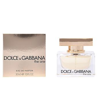 Dolce & Gabbana The One Eau De Parfum Vapo 30ml Womens New Scent Spray Perfume