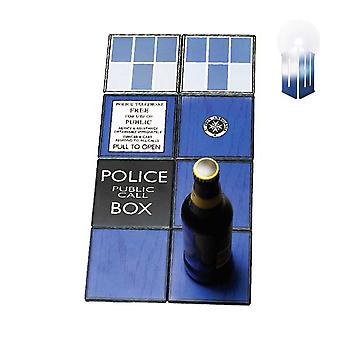 Doctor Who Tardis Ceramic Coasters Gift Set
