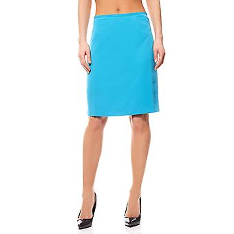 Knee-length pencil skirt Blau PATRIZIA DINI by Heine