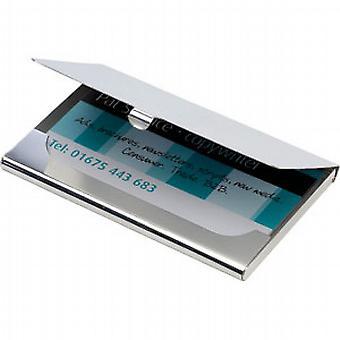 Sterling Silber Karte Fall STG03