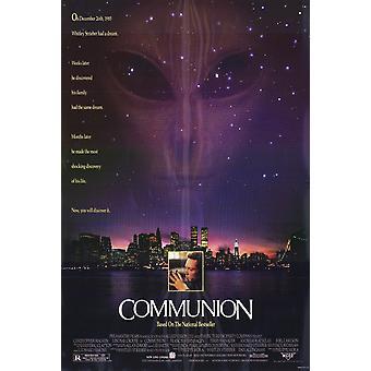 Kommunion-Film-Poster (11 x 17)