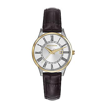 Pierre Cardin ladies watch bracelet watch Le Bouscat leather PC901732F03