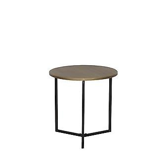 Light & Living Side Table Ø50x50,5 Cm TORTULA Bronze