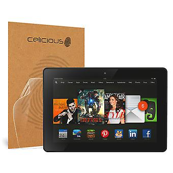 Celicious Impact Anti-Shock Shatterproof Screen Protector Film Compatible with Amazon Fire HDX 8.9 (2014)