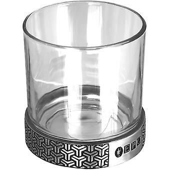 Symetrix  Pewter Whisky Glass Single Tumbler 11oz