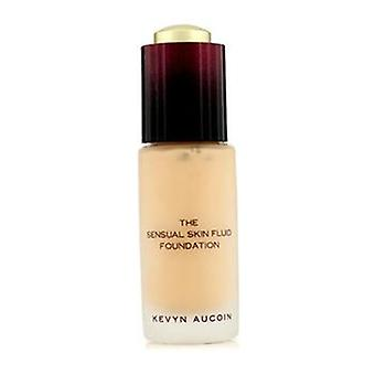 The Sensual Skin Fluid Foundation - # SF08 - 20ml/0.68oz