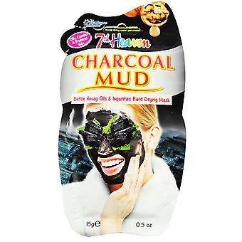 7th Heaven Face Mask Charcoal Mud Masque