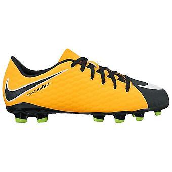 Zapatos de los cabritos de verano de fútbol Junior de Nike Hypervenom Phelon Iii FG 852595801