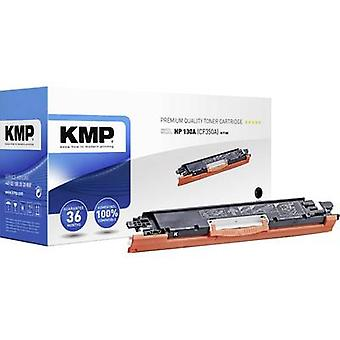KMP Toner cartridge replaced HP 130A, CF350A Black 1300 pages H-T185