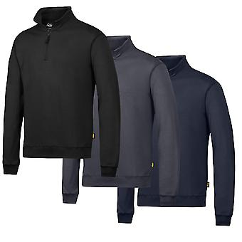 Snickers Workwear ½ Zip Sweatshirt   - 2818
