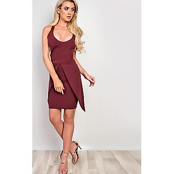 IKRUSH Womens Estelle Mini Bodycon Dress