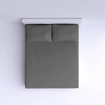 Pierre Cardin refroidissement Fitted Sheet Anthracite