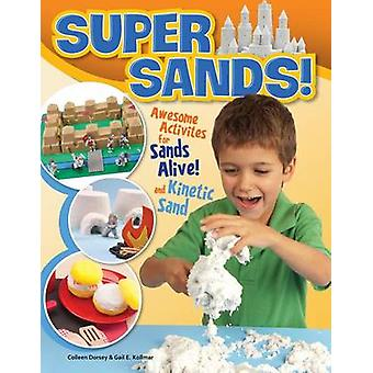 Super Sands - Awesome Activities for Sands Alive & Kinetic Sands by Co
