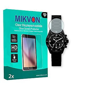 MyKronoz ZeClock Screen Protector - Mikvon Clear (Retail Package with accessories)