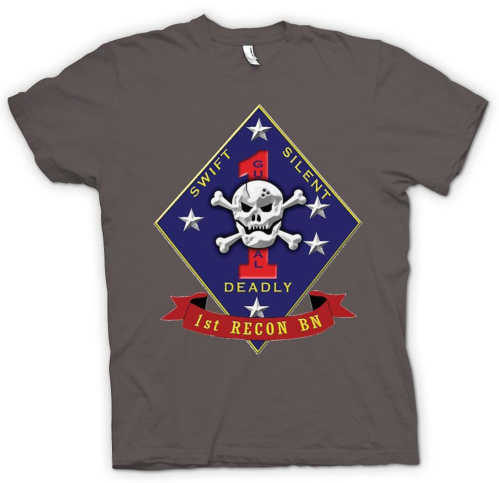 Femmes T-shirt - Swift silencieux mortel - USMC Recon