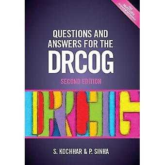 Questions and Answers for the DRCOG (2nd Revised edition) by Suneeta