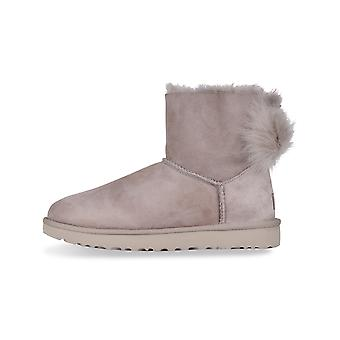 UGG ladies winter boots white