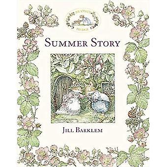 Predominando Hedge - história de verão