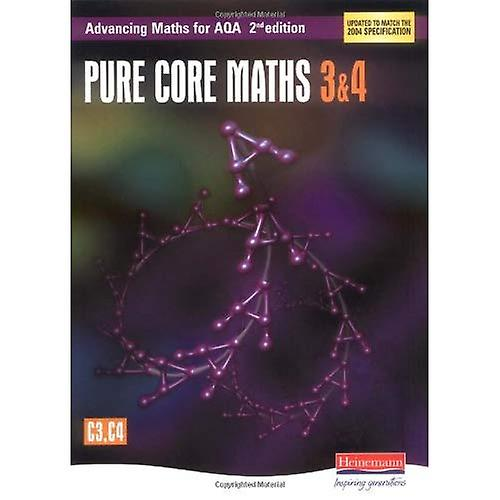 Pure Core Maths 3 and 4