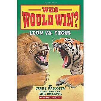 Leone vs tigre (chi vincerebbe?)