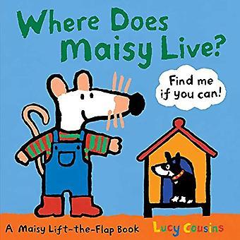 Onde mora a Maisy?
