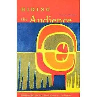 Hiding the Audience: Viewing Arts and Arts Institutions on the Prairies