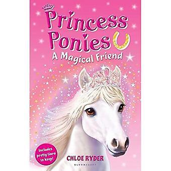 Prinses pony's 1: Een magische vriend