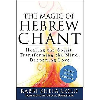 La magie du Chant hébraïque